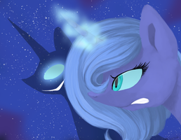 And the night will last forever! by LunarKisa