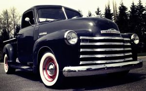 1949 Chevy by FrancesColt