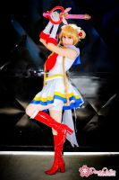 Sailor Moon cosplay by Sakurith