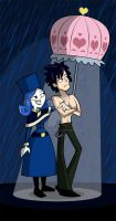 Notice Juvia by JaviDLuffy