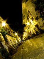 Calle Oro by caturs