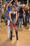 Zombie please spare Misa! by ebonneau