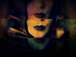 Closed lips_ Imprisoned passions by AthenaPoireaux