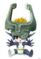 Baby Midna by tcwoua