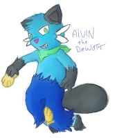 Alvin by FeralSonic
