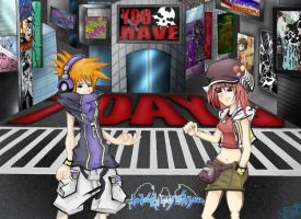 TWEWY: We Have 7 Days by StarsOfCASSiOPEiA