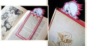 -The Gazette-  Reita Bookmark by Superlevenloos