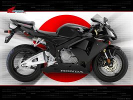 THe KiLLeR MacHiNe -CBR 600RR- by MeXuT