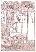 boca raton redraw with marker by LEPAZO