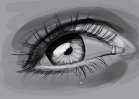 wacom eye by ravdenmark