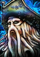 Davy Jones by cussoncheung