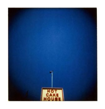 Hot Cake House Polaroid by somavenus