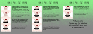 Pvc Tutorial (old) by imdyinginside666