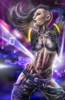 Purgatory Dance- Mass Effect 3 by Hidrico