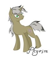 TES: Pony Skyrim by JuYWD