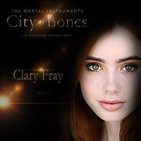 Clary Fray by Martange