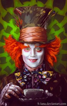 Hatter by S-Lana