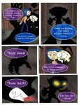 Mystery Kids Wolf-i-fied pg 3 by demongirl99