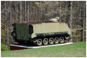 A Tracked Military Vehicle by TheMan268