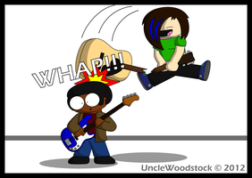 TXD: Rocking Out by UncleWoodstock
