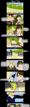 Tales of Ultimate Bromance - 1 by hace1epues