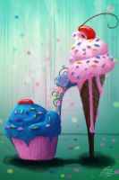 Candy Couture by MissJamieBrown