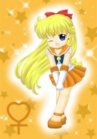 Chibi Sailor Venus by Dawnie-chan
