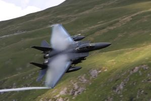 F15 Strike Eagle by carol68