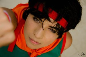 Yamcha Cosplay from Dragon Ball by andyblackstar