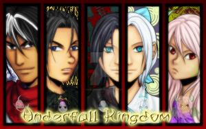 Underfall Kingdom desktop by AngelERenoir