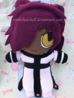 kitty gil plushie by VioletLunchell