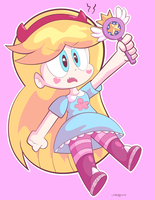 Star butterfly by LaserSandwich