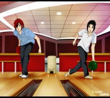Let's Play Bowling by sbel02
