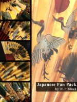 Japanese Fan Pack by ALP-Stock