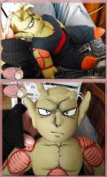 doll Piccolo - Dragon Ball by LauraPex