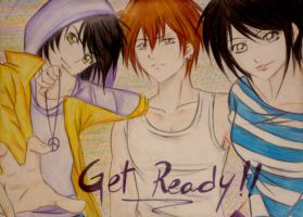 Get Ready!!! by sakura-streetfighter