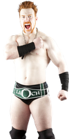 The Celtic Warrior Sheamus by DecadeofSmackdownV2