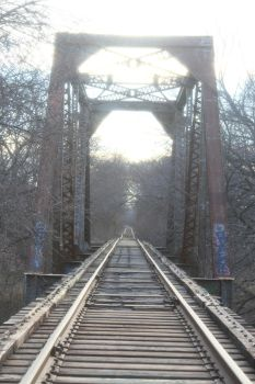 Bridge Tressel Stock by StockTownNation