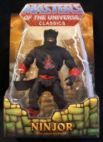 MOTUC Ninjor packaged by masterenglish