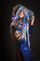 Tarecgosa, Queen of Dragons (Warcraft) by StarletTiger