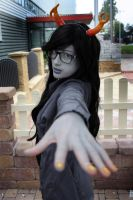Vriska - I reach out for you by NAkos