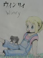 Winry by sapphiresky1410