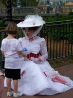 Mary Poppins by Ave606