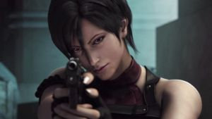 Ada Wong Wallpaper by Sarah-273