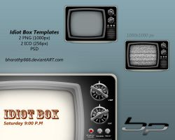 Idiot Box Templates by bharathp666