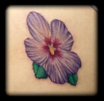 Hibiscus by state-of-art-tattoo