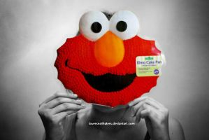 tickle me elmo by loversnothaters
