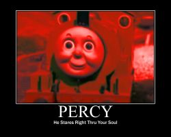Percy Stare Motive by MindlessGonzo
