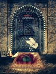 The martyrdom of Imam Ali by ya-alkarbalai