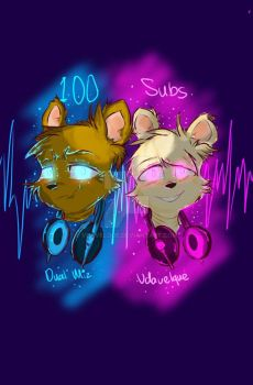 100 SUBS SPECIAL! by Vdavelque